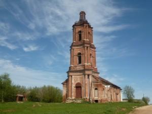 Троицкий каменный храм