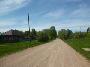 Село Лаж