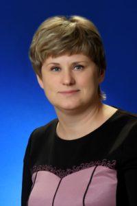 Председатель Тик Лебяжского района
