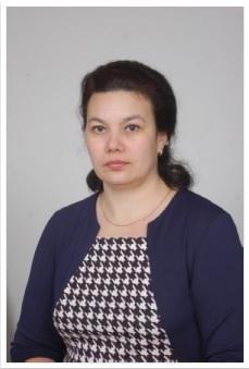 Заведующая отделением № 1 Смышляева Вера Михайловна