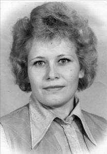 Михеева А.М. архивист 1982-1983гг.