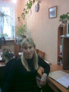 Михеева Н.В. старший инспектор-архивариус 2011-2015гг.