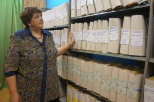 Хранение документов в связках. Мальцева В.Ф. 2014г