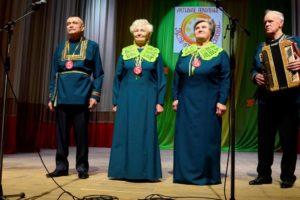 Участники концерта из с. Ветошкино